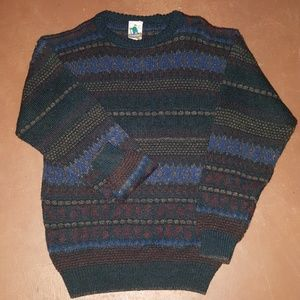 Vintage Woodman sweater made in england